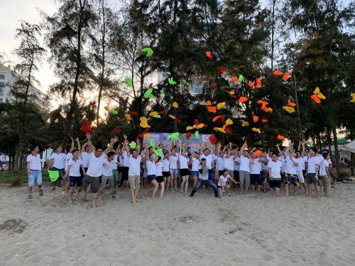 Team building Đại Á 2020: Kết sức mạnh – nối thành công!