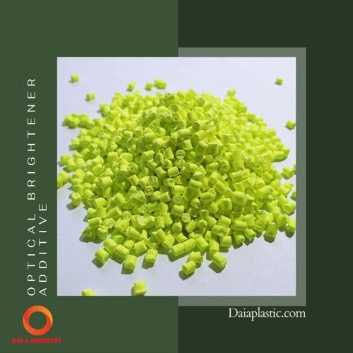 Masterbatch tăng trắng quang học – Giải pháp tăng tính thẩm mỹ cho nhựa