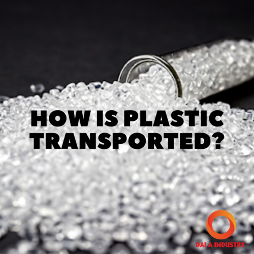How is Plastic Transported?