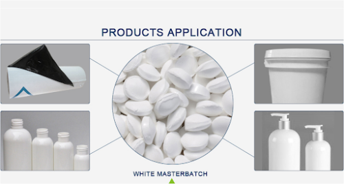 White masterbatch – what plastic material can extend shelf life of food?