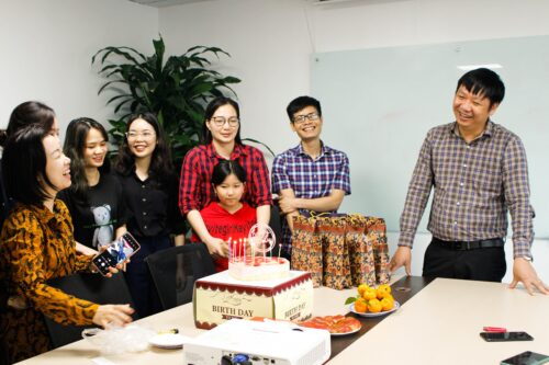 Đại Á – Chúc mừng sinh nhật các cán bộ nhân viên có sinh nhật trong tháng 3