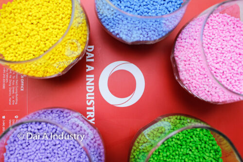 """Dai A Industry: """"Color masterbatch is more than a product. It is a complete and comprehensive experience"""""""