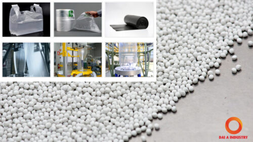 What kinds of CaCO3 Filler Masterbatch suggested for packaging industry?